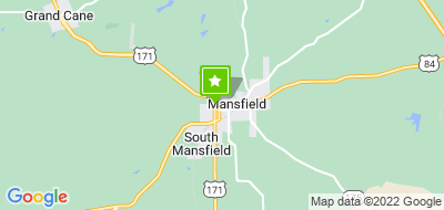 Map of Mansfield Cycle World Inc