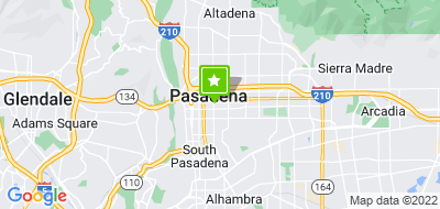 Map of HealthSource of Pasadena Central