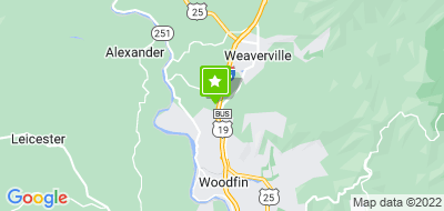 Map of Home Crafters of Western Carolina